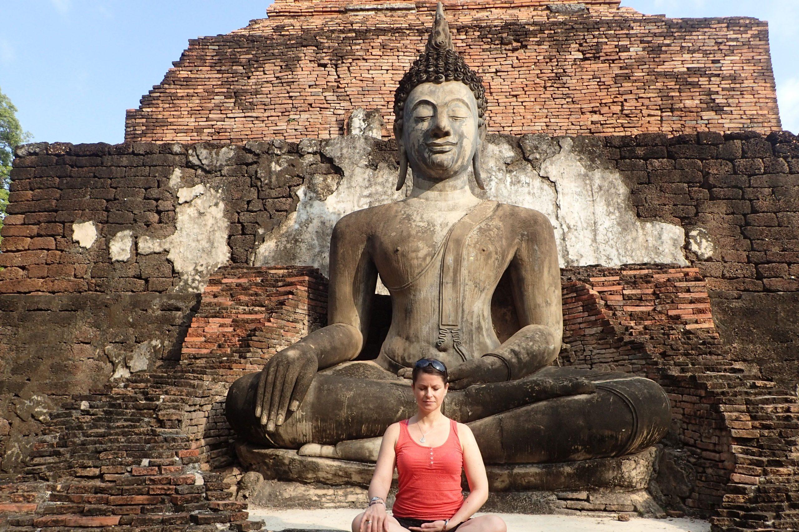 Vedené meditace