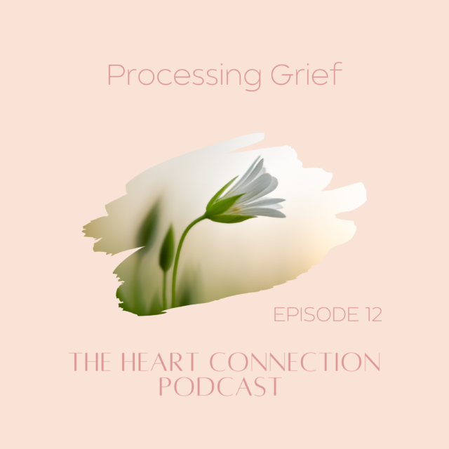 HCP 12: Processing Grief